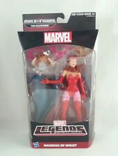 "Marvel Legends Scarlet Witch 6"" Action Figure The Allfather BAF Hasbro NEW"