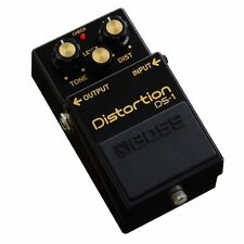 BOSS DS-1-4A Distortion Guitar Pedal Effect 40th Anniversary Model