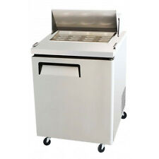 New MSF8305 Commercial Stainless Steel Refrigerated Sandwich Salad Prep Table