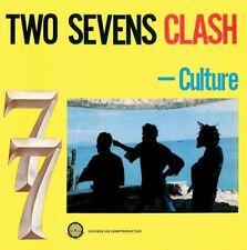 Culture - Two Sevens Clash [New Vinyl]