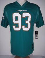Fanatics MIAMI DOLPHINS #93 NDAMUKONG SUH NFL Players Boys Jersey XL