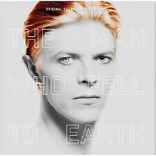 The Man Who Fell to Earth - New Double CD