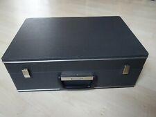 Plattenspieler - Koffer Holz DDR