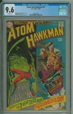 ATOM AND HAWKMAN #41 CGC 9.6 OW PAGES