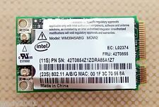 WIFI WLAN mini PCIe Intel wm3945abg 54 Mbps 802.11b/g