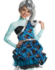 Monster High Frankie Stein City Of Frights Girls Halloween Dress Costume