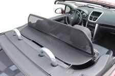 Vent Deflector PEUGEOT 207 CC 2007-2018 Windstop Coupé Cabrio Convertible 207cc