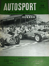 Autosport May 2nd 1952 *Tulip Rally*