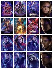 BUY 2 GET ANY 2 FREE CAPTAIN AMERICA BB4 AVENGERS ENDGAME POSTER A4 A3 SIZE