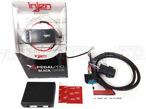 INJEN PT0001B X-Pedal Pro Throttle Response Controller for Listed Vehicles