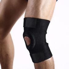 Elastic Cycling Running Hiking Knee Pad Basketball Leg Sleeve Protector 1 Pcs