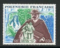 franz. Polynesien MiNr. 168 postfrisch MNH Pierre Loti (C159