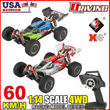 Wltoys XKS RC Car 60km/h1/14 2.4GHz RC Buggy 4WD Racing Off-Road Drift Truck RTR