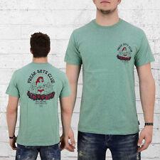 Billabong T-Shirt Männer Freaksets grün meliert Herren Shirt Mens Tee smoke jade