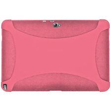 AMZER Silicone Skin Jelly Case - Baby Pink For Samsung Galaxy Note 10.1 GT-N8000