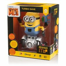 Minion MiP Turbo Dave Fun Balancing Robot Toy by WowWee  ✰New✰