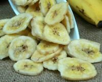 Krauterino24 - Bananenchips ungesüßt - 100g