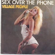 Village People-Sex Over The Phone Vinyl single