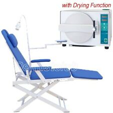 18l Medical Autoclave Steam Sterilizer Drying Function Dental Folding Chair