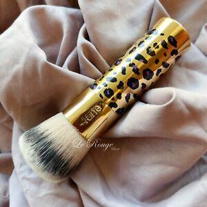 Tarte the buffer foundation / powder brush *limited edtion leopard brand new