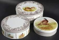 Spode WOODLAND Set Of 3 Cake Tins 10430368
