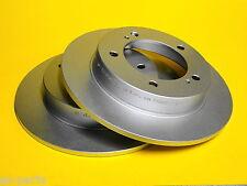 Bremsscheiben Satz für Suzuki Samurai + Bremsklötze Bremsbeläge Bremssteine