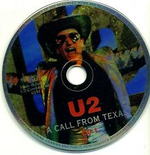 U2 - A Call From Texas - LIVE 1992 - CD1 ONLY NO COVER!