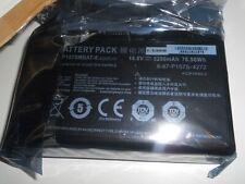 Clevo Battery 5200mAh P/N: 6-87-P157S-4272, 6-87-P157S-4273, P157SMBAT-8 76.96wh
