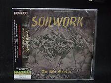SOILWORK The Ride Majestic + 2 JAPAN CD Terror 2000 The Night Flight Orchestra