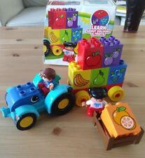 Lego Duplo 10615 - Mon premier tracteur - My first tractor