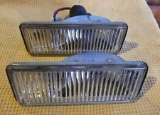 85 Celica Supra MK2 Fog Lights and New Switch OEM 5MGE
