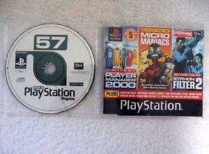 25303 Demo Disc 57 Official UK Playstation Magazine - Sony PS1 Playstation 1 (20