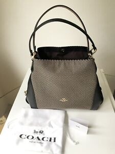 Coach Handbag Hobo Style Handbag Jackie O Gucci