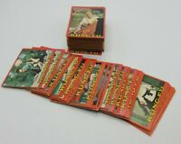 1973 Topps Kung Fu Trading Cards Lot of 135 Assorted Cards Set Builders VG-EX