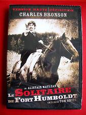 "DVD "" ""Le Solitaire de Fort Humboldt Film avec Charles Bronson Neuf"