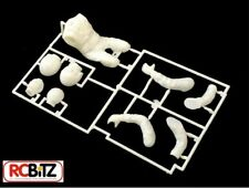 Male Scale Plastic Driver Figure Action TWO Heads choices RC4WD Plastic Z-S0190