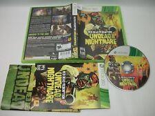 Red Dead Redemption Undead Nightmare XBOX 360 Complete CIB Fast Ship World!!!
