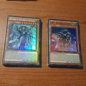 Carte Yu-Gi-Oh Lotto - Base - Mazzo Monarca -  DECK + SIDE DECK