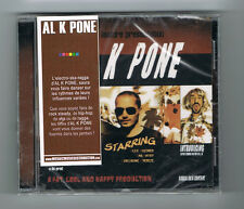 AL K PONE - CD 16 TRACKS - 2009 - NEUF NEW NEU