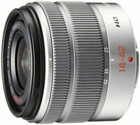 Lumix Panasonic Standard Zoom Lens Micro Four Thirds G Vario 14-42Mm / F3.5-5.6
