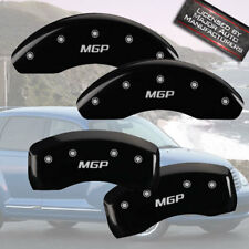 2001-2010 Chrysler PT Cruiser NT Front Rear Black MGP Brake Disc Caliper Covers