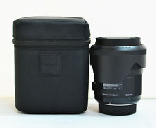 Sigma Art 35mm F/1.4 DG HSM Lens For Nikon 35.4