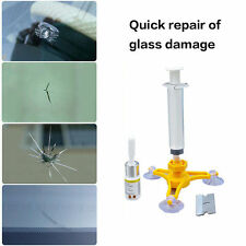 Car Auto Glass Windshield Windscreen Instrument Repair Kit DIY Glass Repair.Tool