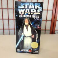 Kenner 1996 Star Wars Obi-wan Kenobi 12in action figure NIP #27723