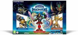 Skylanders Imaginators Starter Pack Wii U Juego (Nórdico Caja - Multi Lang En )