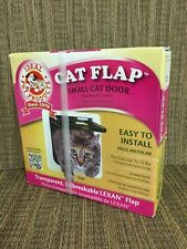 Ideal Pet Products ~ Model SPF ~ Small locking Cat Flap