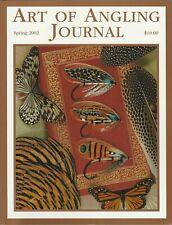 SCHMOOKLER PAUL FLYFISHING FLYTYING BOOK ART OF ANGLING JOURNAL 1/2 new