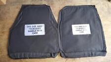 British Army Osprey MK4 Set Of Plate Covers Armour Inserts Front & Back