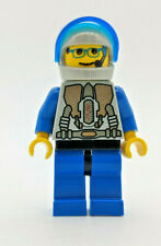 Vintage Lego Space Life on Mars Assistant minifigure lom013 from 2001