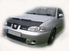 SEAT IBIZA 1999-2002  BONNET BRA BLACK